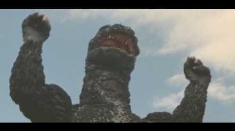 Destroy All Monsters (HD) - Godzilla Attacks New York City