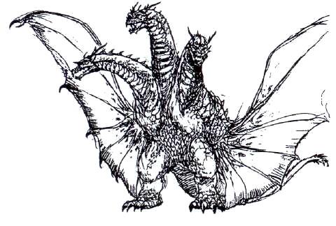 File:Concept Art - Rebirth of Mothra 3 - Grand King Ghidorah 3.png