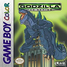Godzilla-The-Series-Game-Boy-Color
