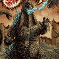 Godzilla Cataclysm Issue 1 - Godzilla