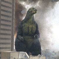 Godzilla Junior 0