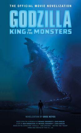 GodzillaKingOfMonstersNovelization