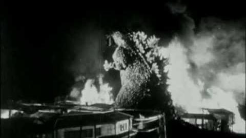 Godzilla (1954) - Theatrical Trailer