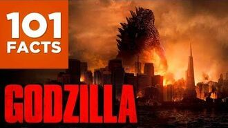 101 Facts About Godzilla