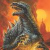 Godzilla - Comics