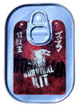 Godzilla Survival Kit Sardine Can