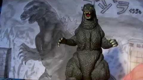 Hier eines meiner Viedeos - Godzilla 1992-1994 Review (deutsch)