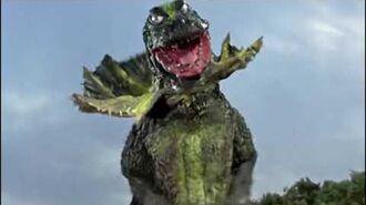 Godzilla vs Jirass (REMAKE)