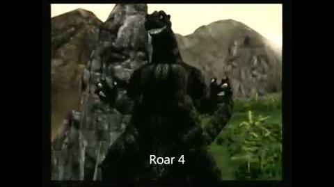 Custom Godzilla Roars