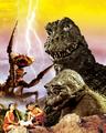 Son of Godzilla - Artwork