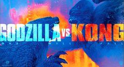 Godzilla vs. Kong - Banner