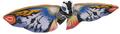 Toy Rainbow Mothra ToyVault Plush