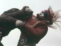Go! Godman - Episode 6 Godman vs. Gorosaurus - 29 - Megalo Fire! Oh wait, wrong show