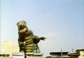 Go! Godman - Episode 6 Godman vs. Gorosaurus - 4 - Fear me!