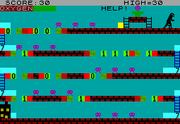 GodzillaAndTheMartians Level 1 Map