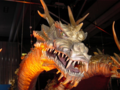 Grand King Ghidorah Secondary Head