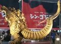 Shingojira maquette