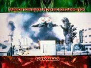 Godzilla 11-Kampf gegen die Teufelsmonster 3