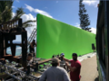 GvK Shooting - Battery Cooper green screen