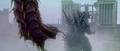 Godzilla vs. Megaguirus - Megaguirus tries this again