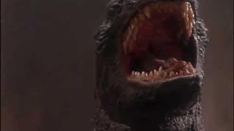Classic GODZILLA Scene (Godzilla vs King Ghidorah)