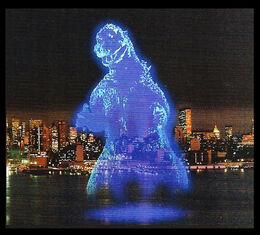 Ghost Godzilla Concept