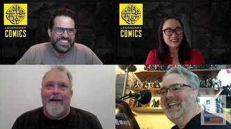 Legendary Comics Monsterverse Publishing 2020 WonderCon@Home 2020
