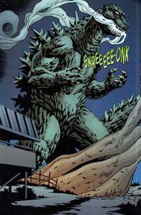 Godzilla GKoM