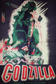Godzilla Movie Posters - Gojira -Romanian-