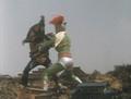 Go! Greenman - Episode 3 Greenman vs. Gejiru - 29 - That's better