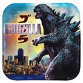 Godzilla 2014 Party Dinner Plate