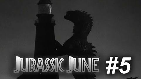 Jurassic June 5 The Beast From 20,000 Fathoms (1953)