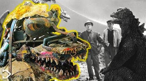 The History Of The Godzilla SUIT