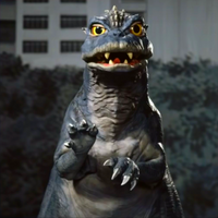 Kaiju Guide Baby Godzilla, Godzillasaurus Larva
