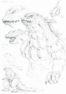 Super-Nuked Godzilla
