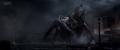 G14 - Godzilla holding onto MUTO