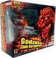 SH MonsterArts Comic-Con Explosion Godzilla Box