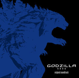 Godzilla Planet of the Monsters - Original Soundtrack cover