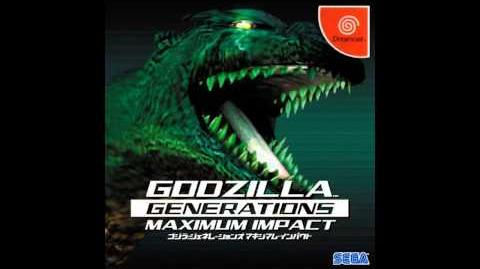 MGR-IInd Theme - Godzilla Generations Maximum Impact