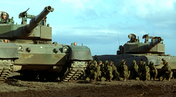 Type 90 Tanks