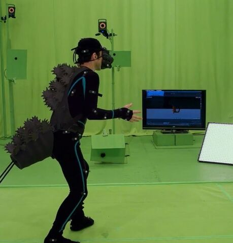 File:2016 Godzilla motion-capture acting.jpg