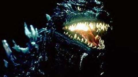 Godzilla 2000 Schrei