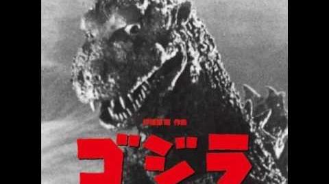 Akira Ifukube - Godzilla's Rampage Desperate Broadcast (Kaoru Wada Re-Recording)