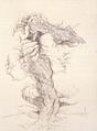 Concept Art - Godzilla vs. Biollante - Biollante 13