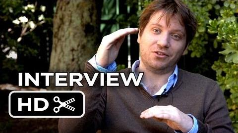 Godzilla Interview - Director Gareth Edwards (2014) - Bryan Cranston Movie HD