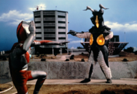 Ultraman vs Zetton