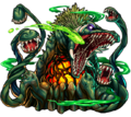 Godzilla X Monster Strike - Biollante