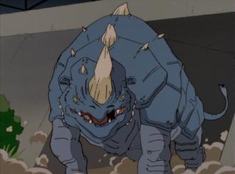 Rhinosaurus
