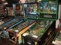 Zilla Pinball Game Along With Others
