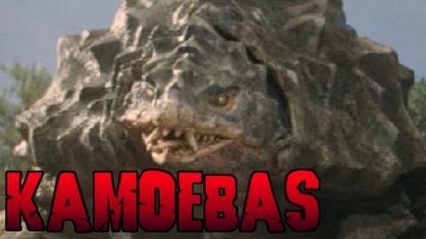Kamoebas Roars (Space Amoeba)